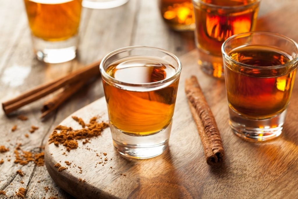 Bourbon - Substitutes For Brandy