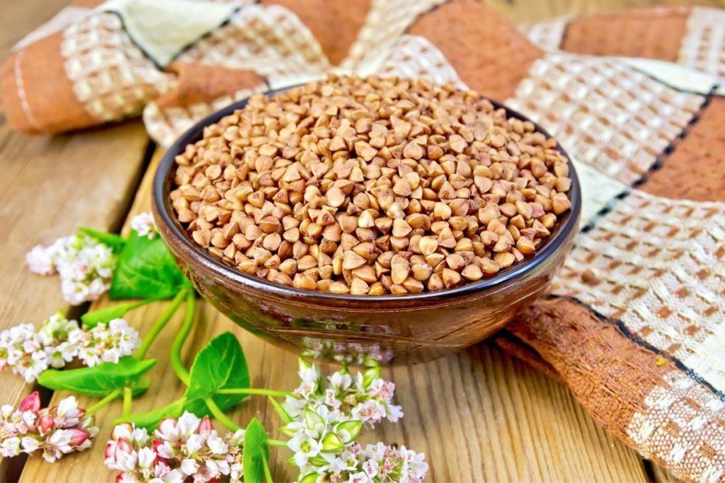 Buckwheat - Barley Substitutes