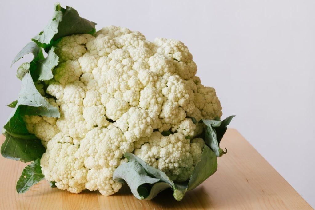 Cauliflower - Substitutes For Beans In Chili