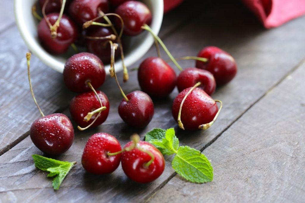 Cherries - Substitutes For Currant