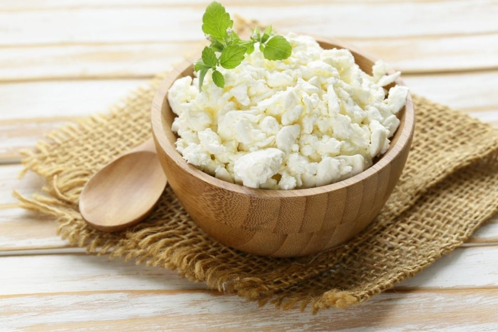 Cottage Cheese - Paneer Substitutes