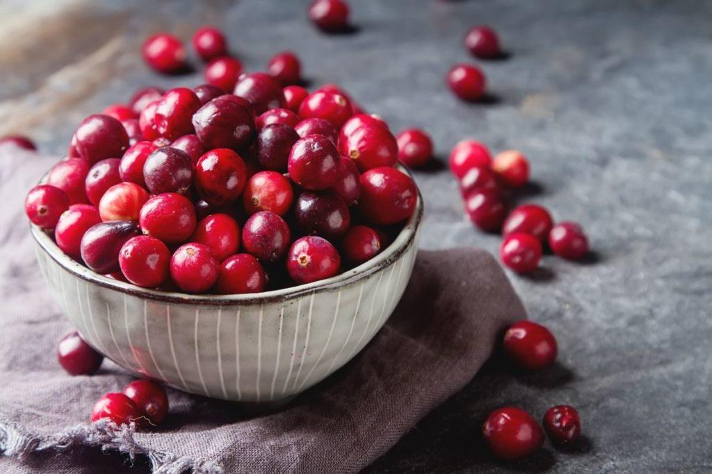 Cranberries - Substitutes For Currant