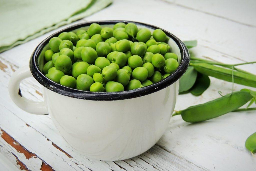 Green Peas - Chickpeas Substitutes