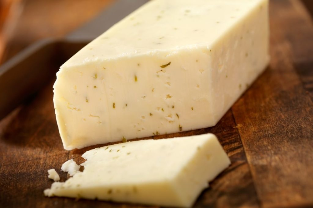 Havarti - Substitutes For Monterey Jack Cheese