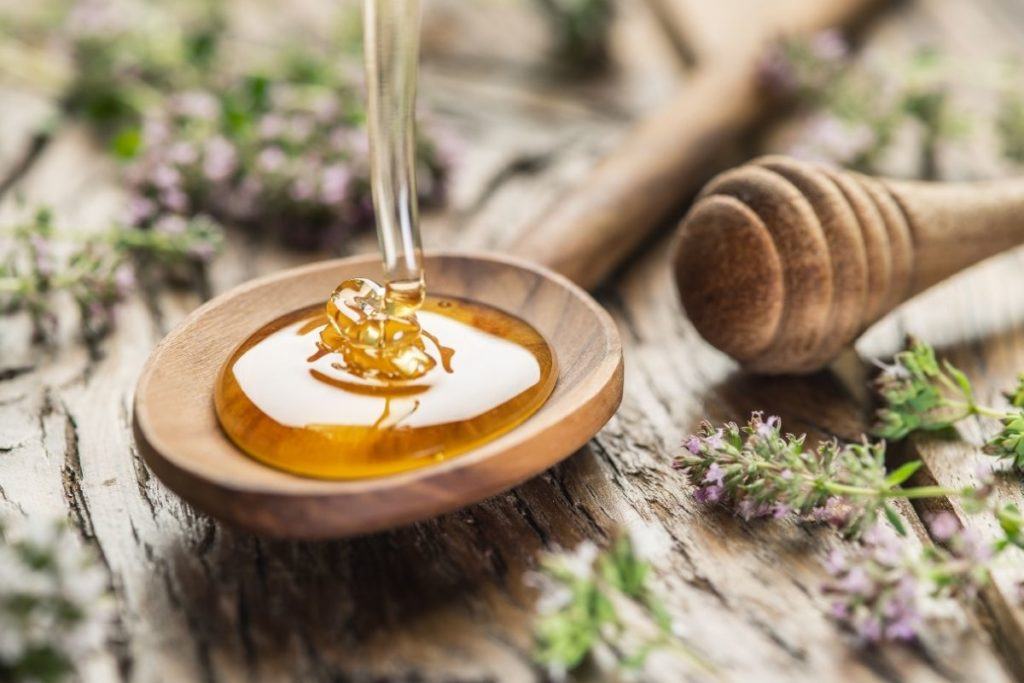 Honey - Brown Rice Syrup Substitutes