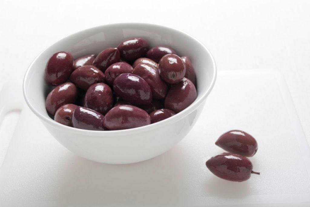 Kalamata Olives - Substitutes For Anchovies