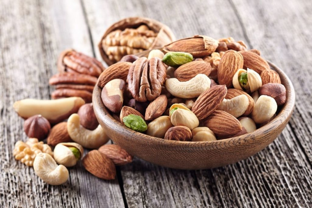 Nuts - Substitutes For Beans In Chili