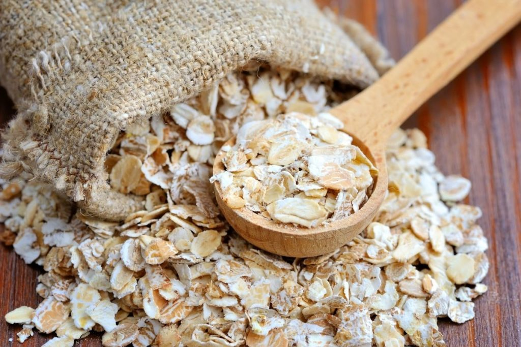 Oats - Barley Substitutes
