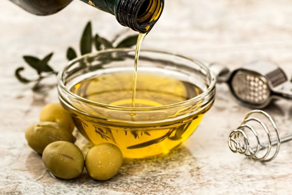Olive Oil - Substitutes For Bacon Grease