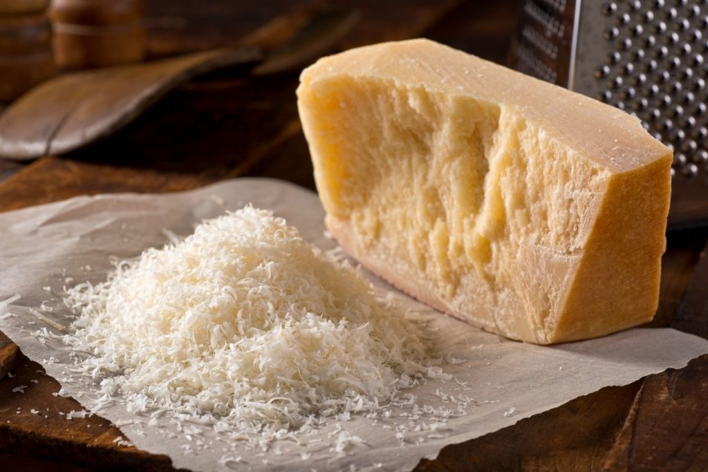 Parmesan - Substitutes For Monterey Jack Cheese