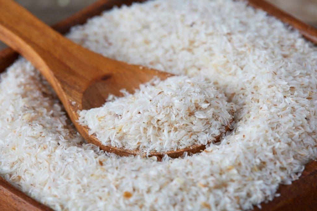Psyllium Husk - Wheat Starch Substitutes