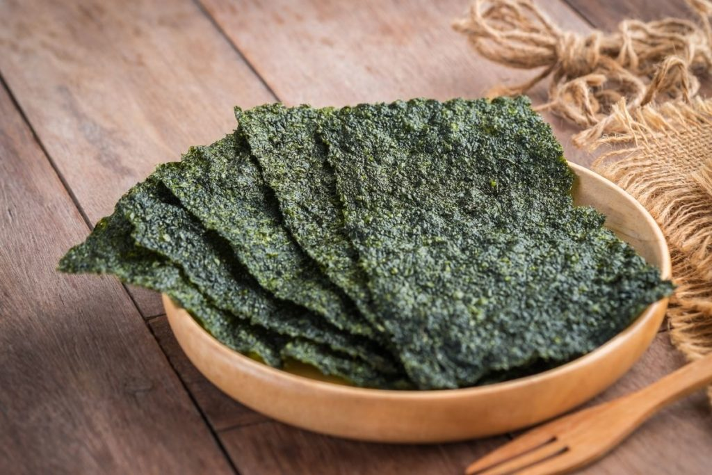Seaweed - Substitutes For Anchovies