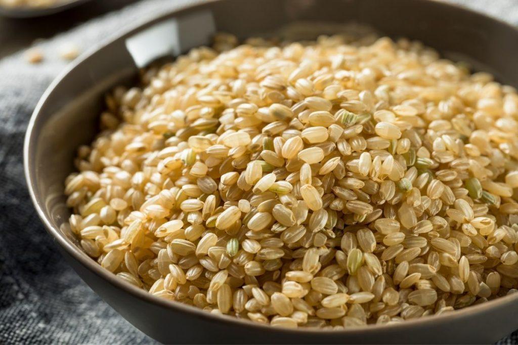 Short-Grain Brown Rice