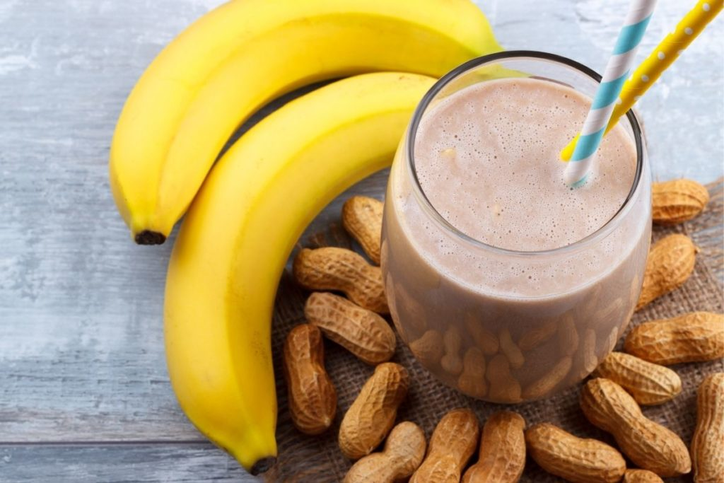 Smoothie King Peanut Power Plus Recipe