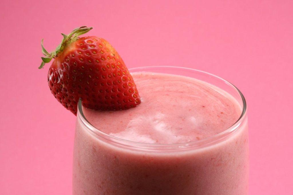 Smoothie King Strawberry Banana Recipe copycat