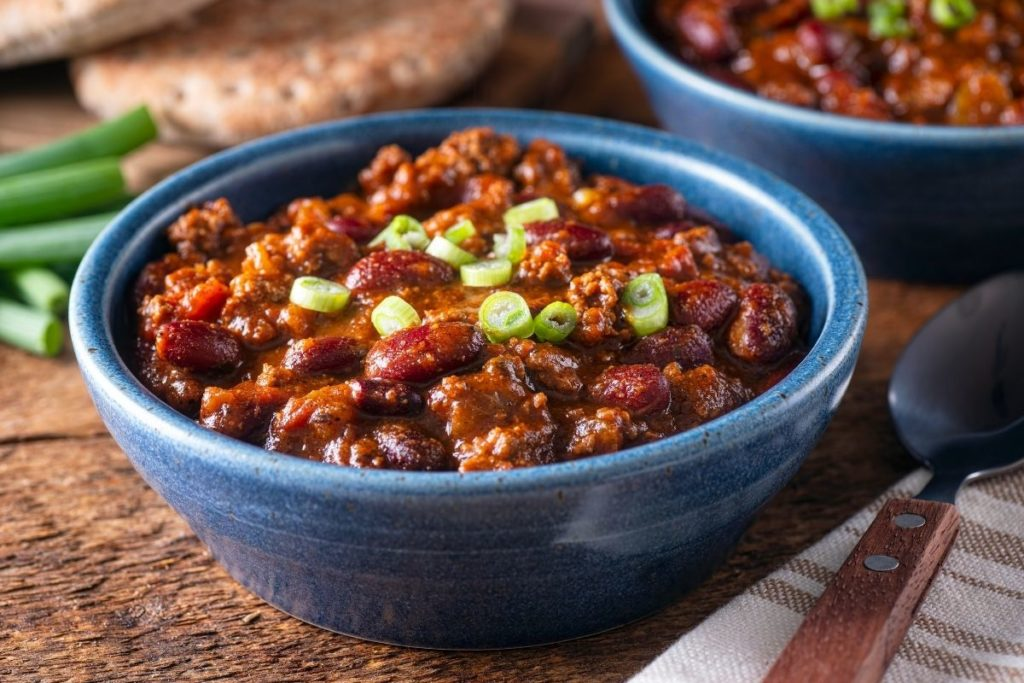Substitutes For Beans In Chili