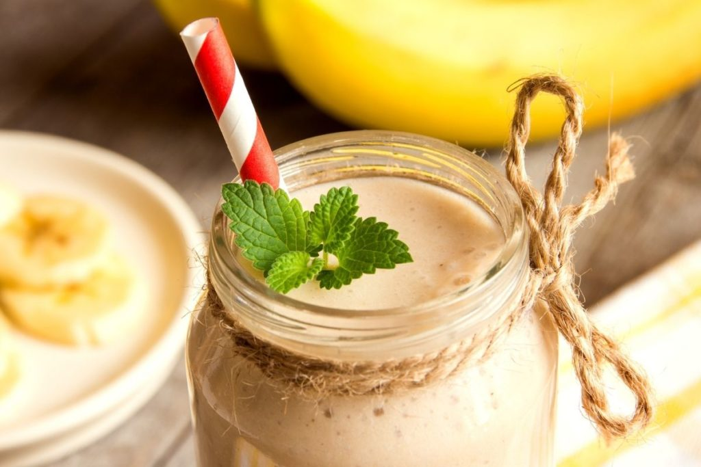 Tropical Smoothie Cafe Peanut Paradise Recipe