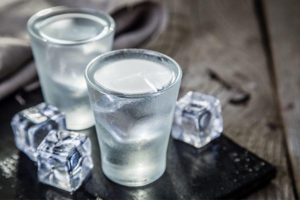 Vodka - pernod substitutes
