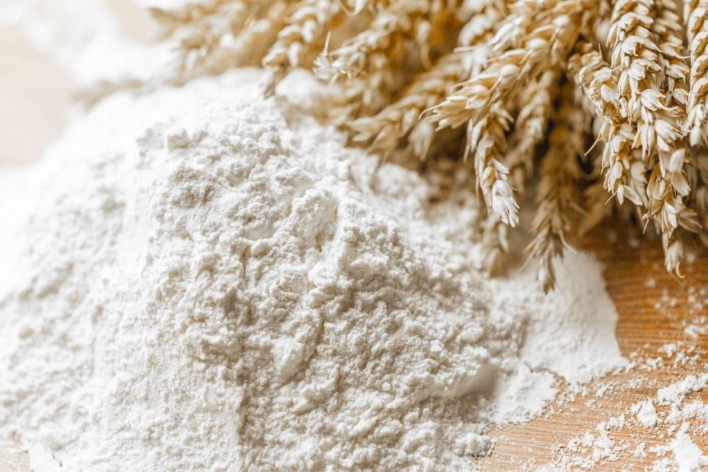 Wheat Flour - Potato Flour Substitutes