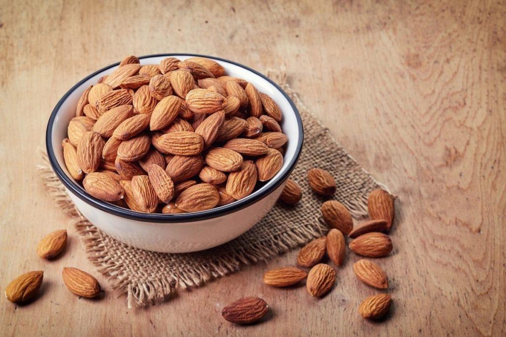 Almonds - Pine Nut Substitute