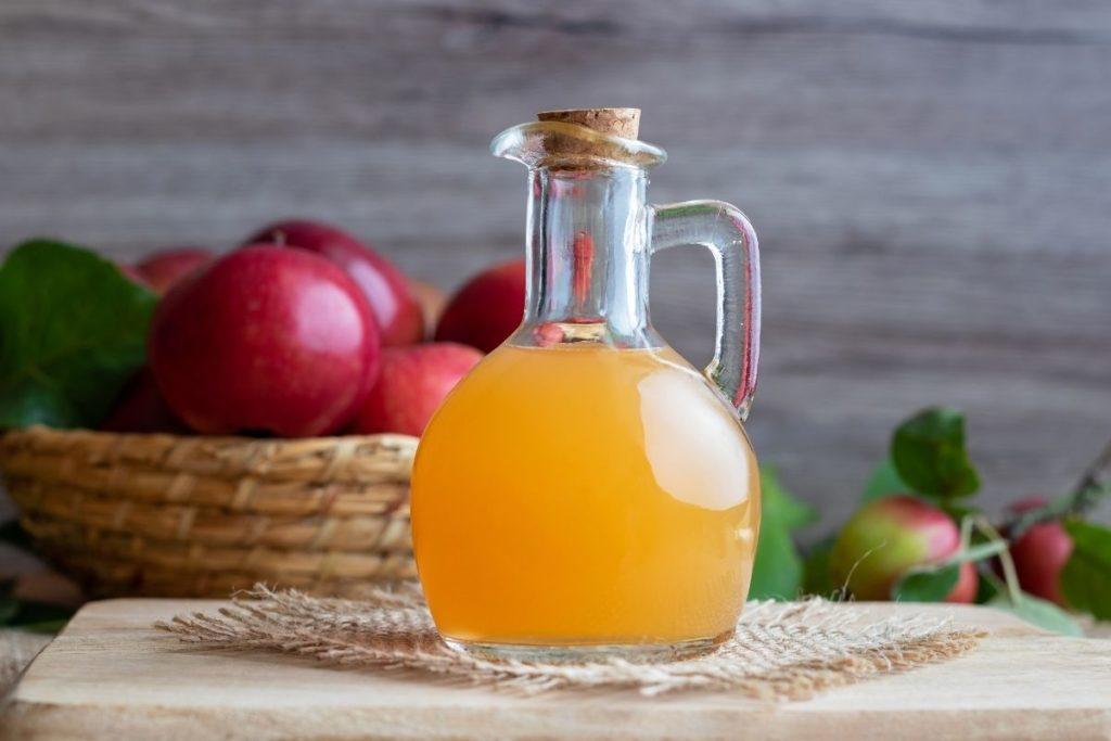 Apple Cider Vinegar - Sherry Vinegar Substitutes
