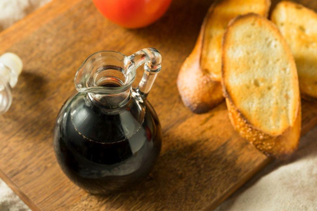 Balsamic Vinegar - Tamari Substitute