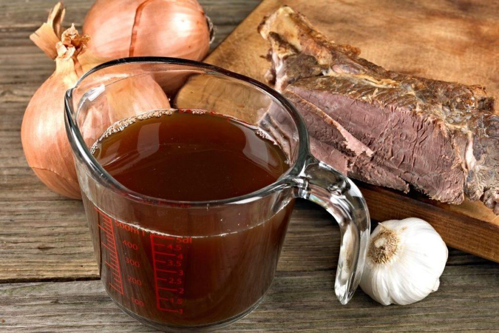 Beef Broth Substitutes