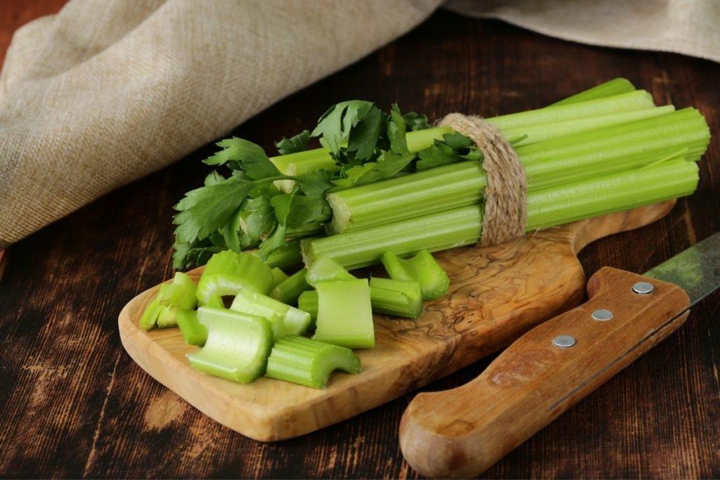 Celery - Leek Substitute