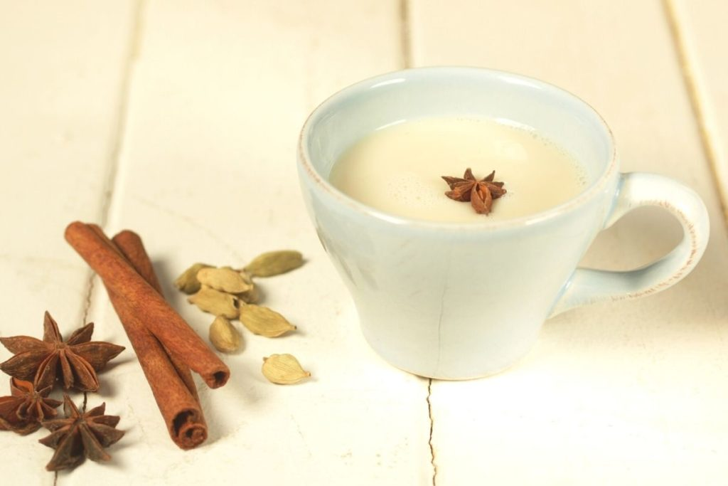 Coconut Milk Tea Recipe