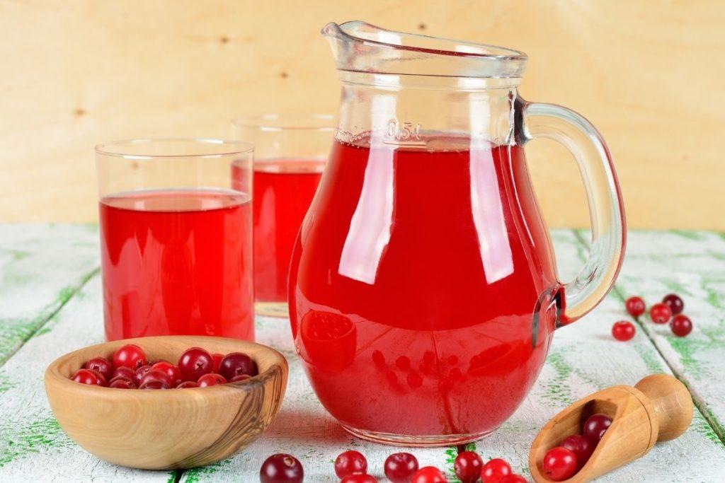 Cranberry Juice - Marsala Wine Substitutes