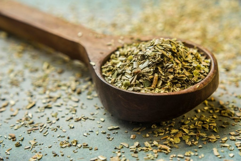 Dried Oregano - Substitute For Caraway Seeds