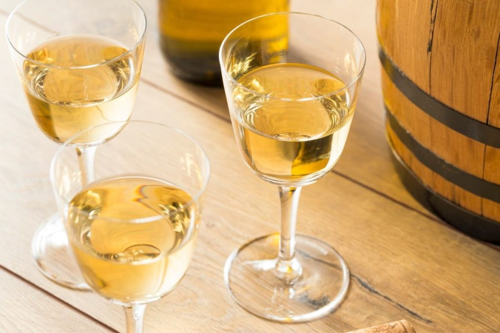 Dry Sherry - Marsala Wine Substitutes