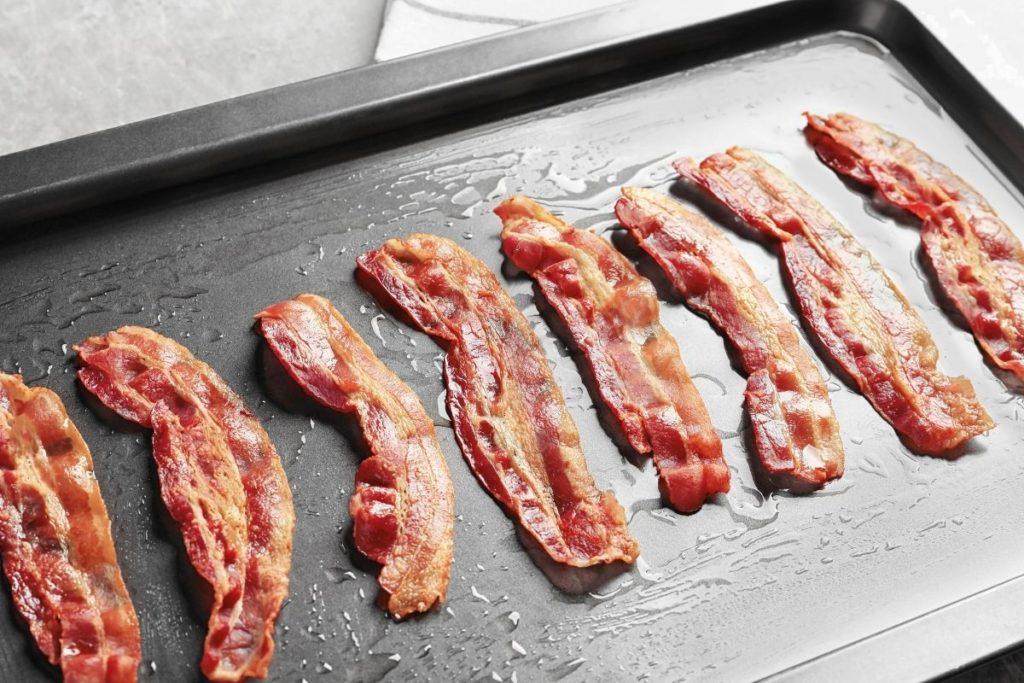 Reheat Bacon - Tips