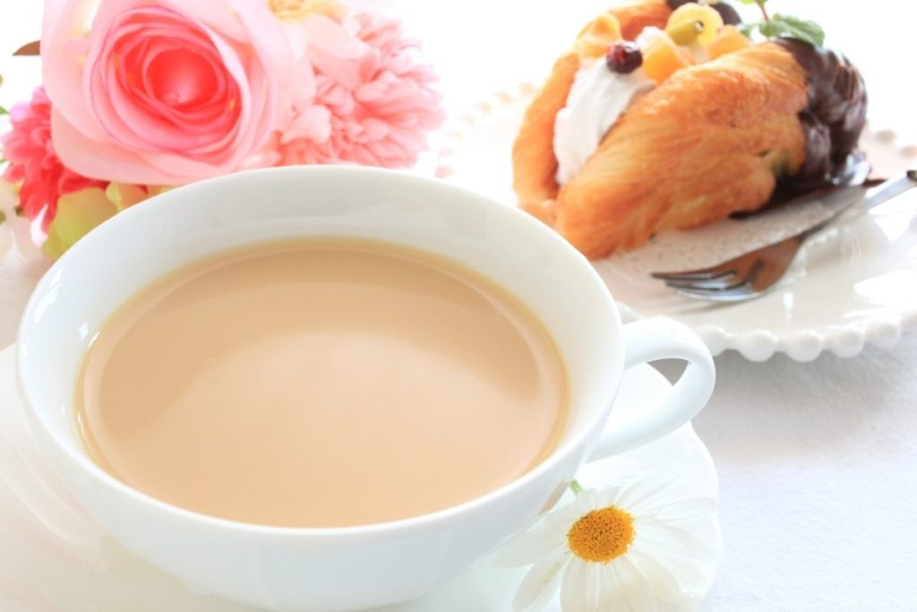 Japanese Royal Milk Tea Recipe