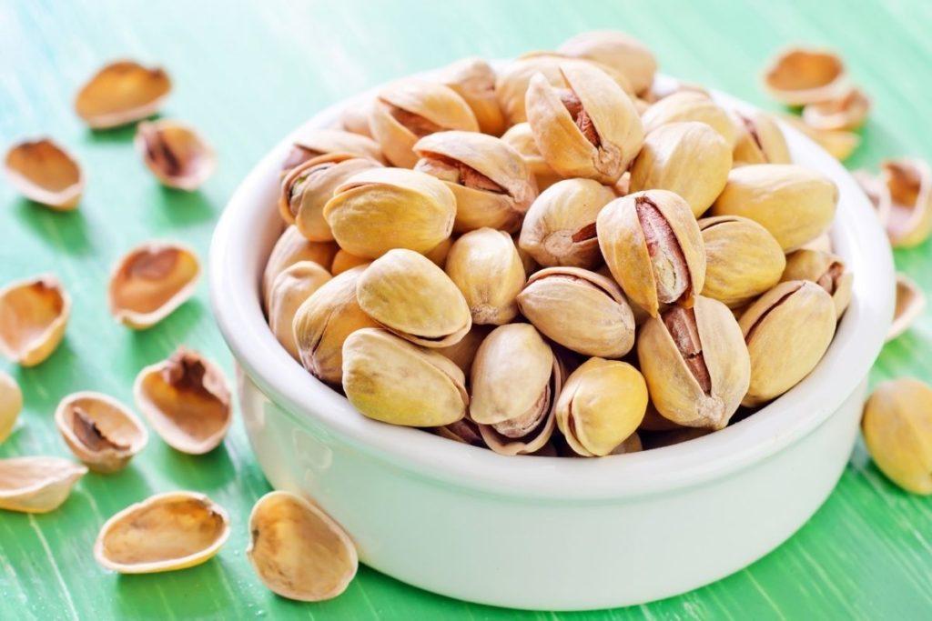 Pistachios - Pine Nut Substitute