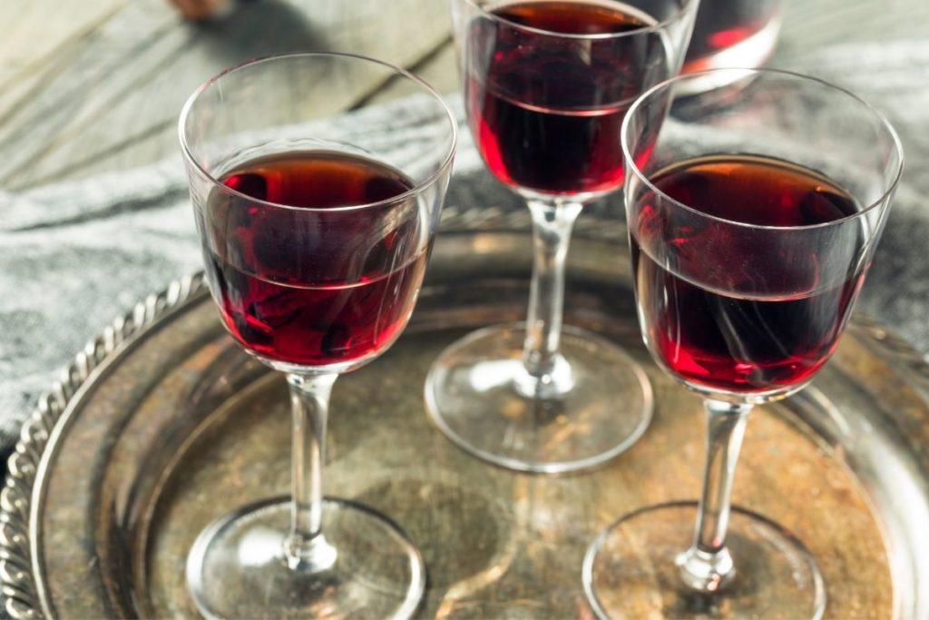 Port Wine - Marsala Wine Substitutes