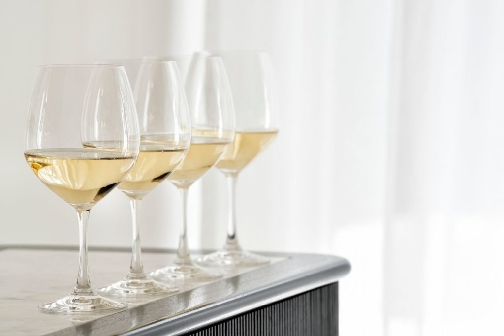 White Wine, Brandy, and Seasoning