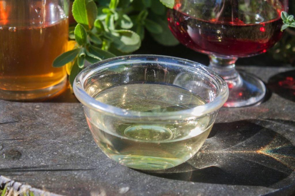 Wine Vinegar - Sherry Vinegar Substitutes
