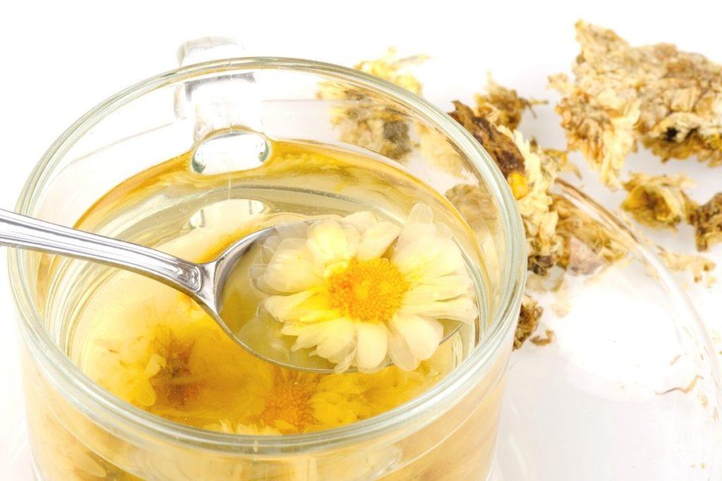 Chrysanthemum Tea Recipe