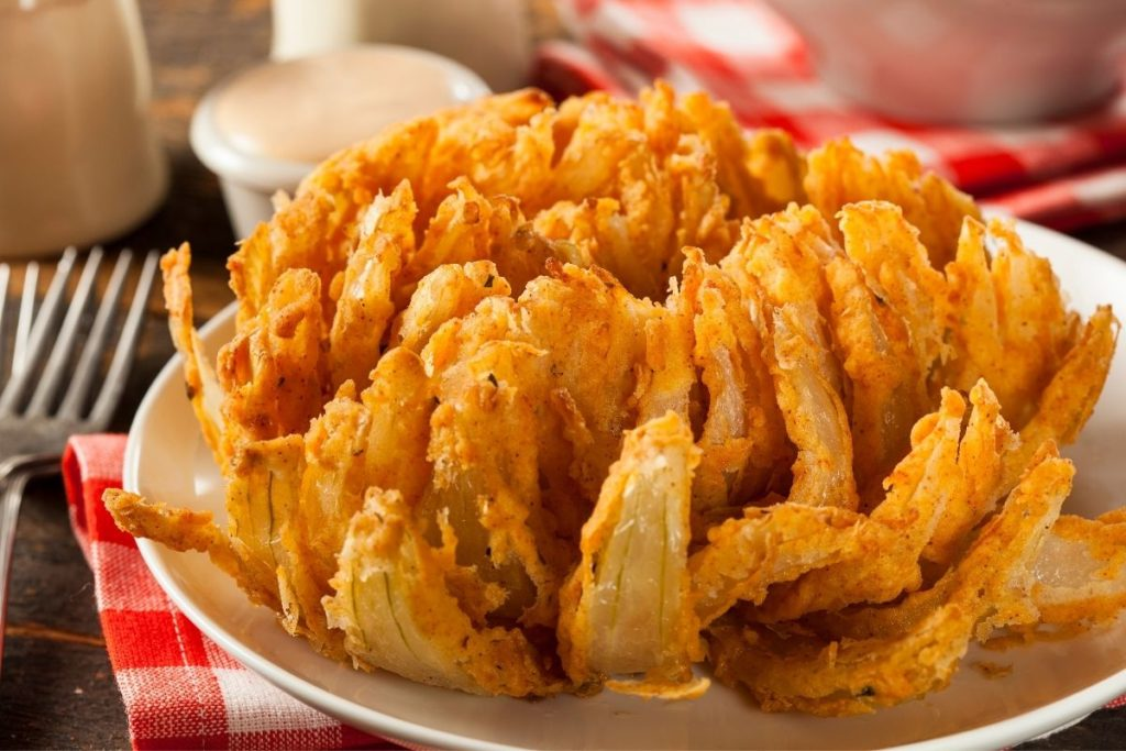 How To Reheat A Bloomin Onion