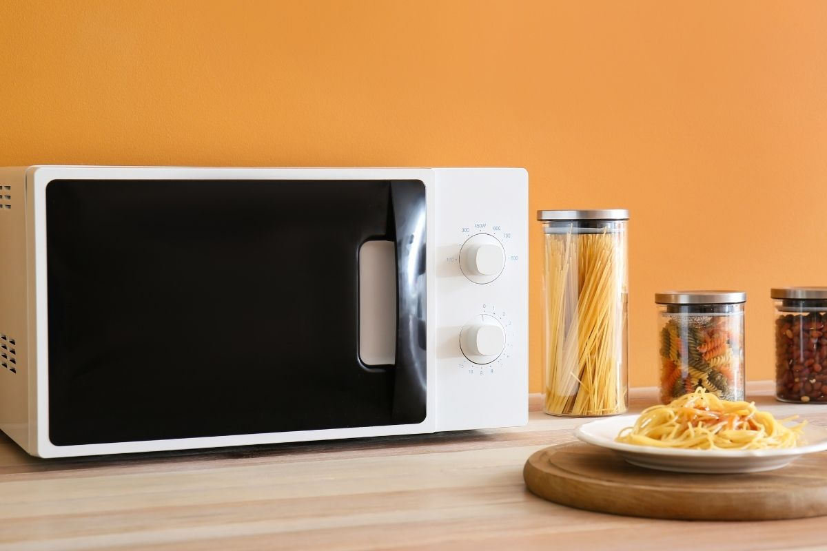 Reheat Carbonara using Microwave