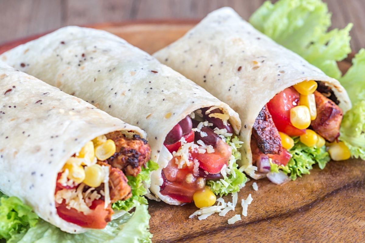 Reheat Chipotle Burrito