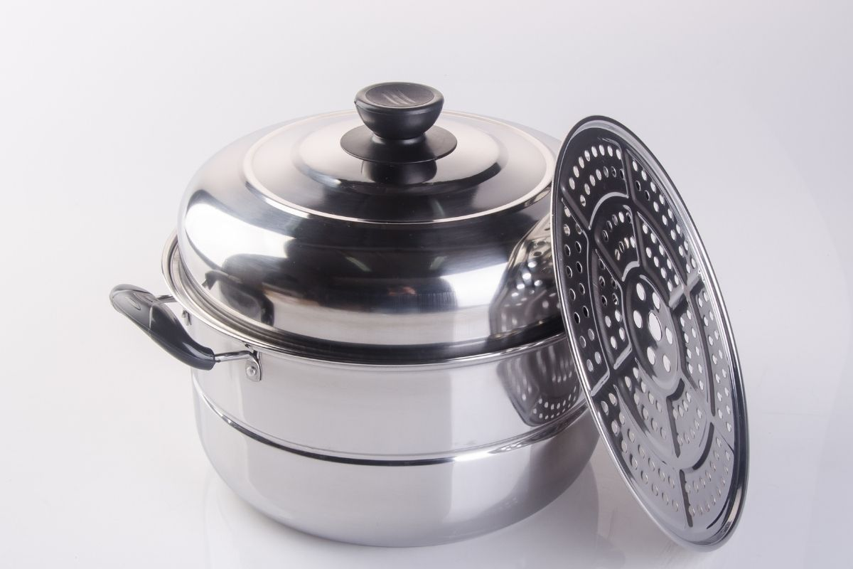 Reheat with a Steamer Pan