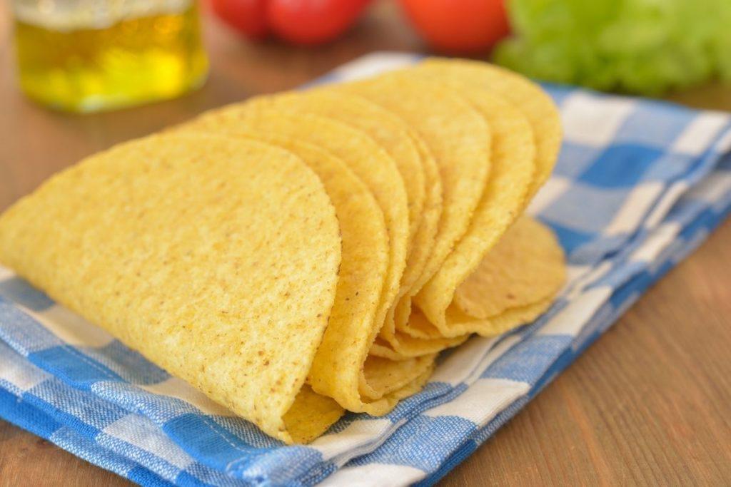 how to reheat taco bell taco shells
