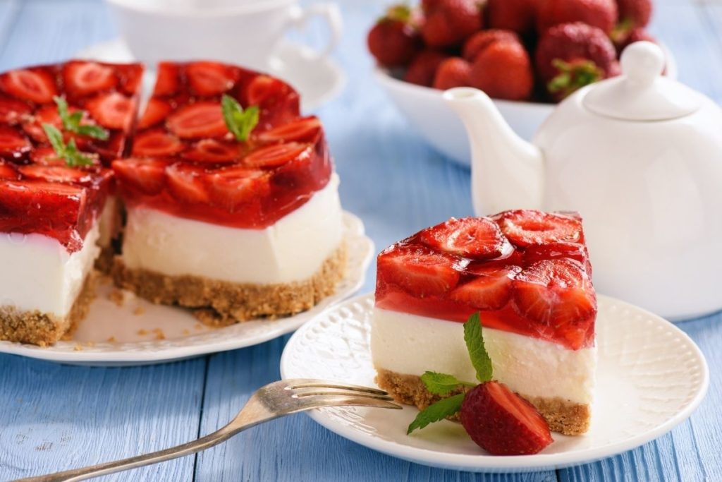 Cheesecake Toppings