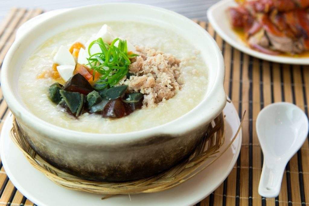 Congee Toppings
