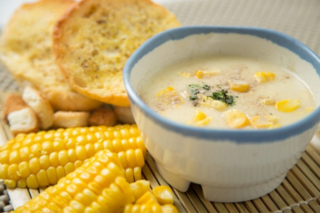 Creamed Corn - Sides for Italian Beef