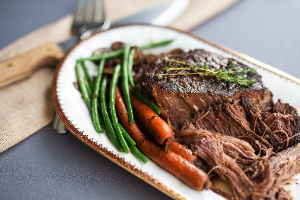 Sides For Pot Roast - Roasted Vegetables