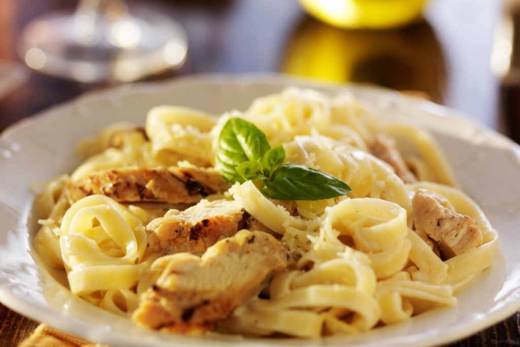 Best Side Dishes For Chicken Alfredo