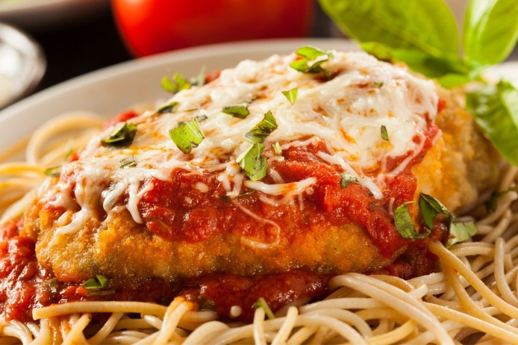 Sides For Chicken Parmesan